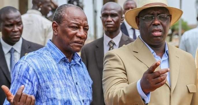 LA GUINEE FERME SES FRONTIERES AVEC LE SENEGAL ET LA GUINEE-BISSAU |  SenePlus