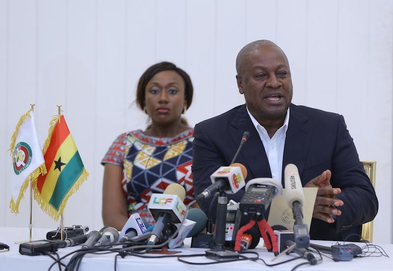 Ghana: L'homme qui a tenté de tuer John Mahama libéré...Explications!