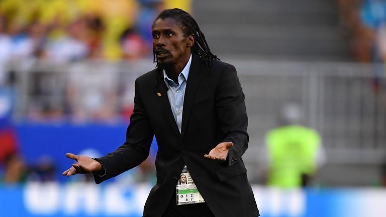 Le sélectionneur national a évoqué l état de la pelouse et l arbitrage  après le nul (2-2) de ses joueurs contre Madagascar 69450cbb37f5d