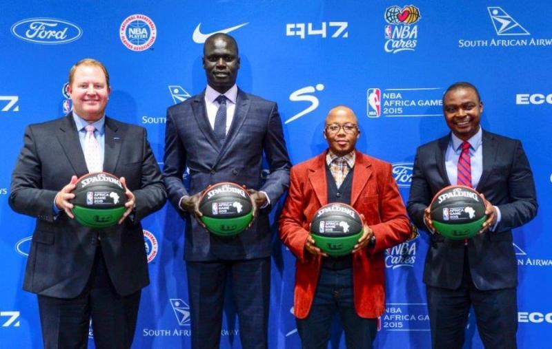 7875960b8 LA NBA VEUT LANCER UNE LIGUE EN AFRIQUE | SenePlus